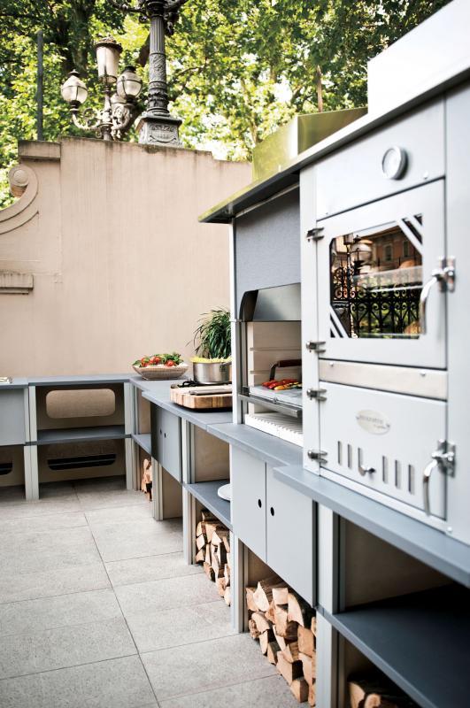 Notizie sistemi modulari per cucine esterne dalle aziende - Cucine per esterno ...