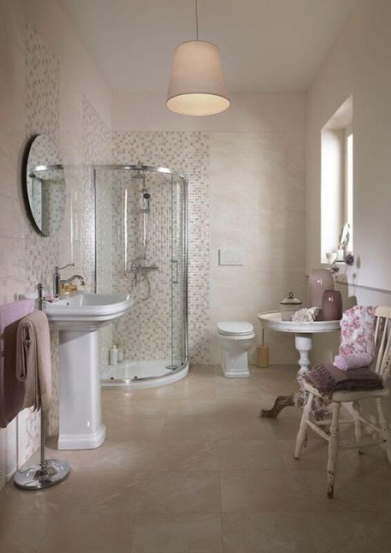 Notizie leroy merlin stile ed eleganza per il bagno dalle aziende - Piastrelle leroy merlin bagno ...