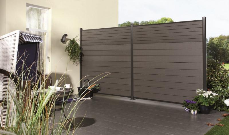 Notizie pannelli in wpc per giardini e terrazzi dalle aziende for Pannelli divisori per esterni